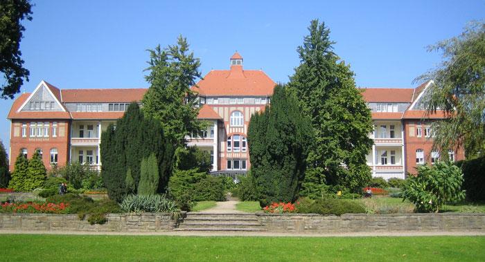 Klinikansicht Duesseldorf